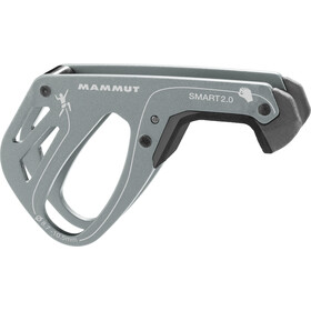 Mammut Smart 2.0 Belay Device dark cloud